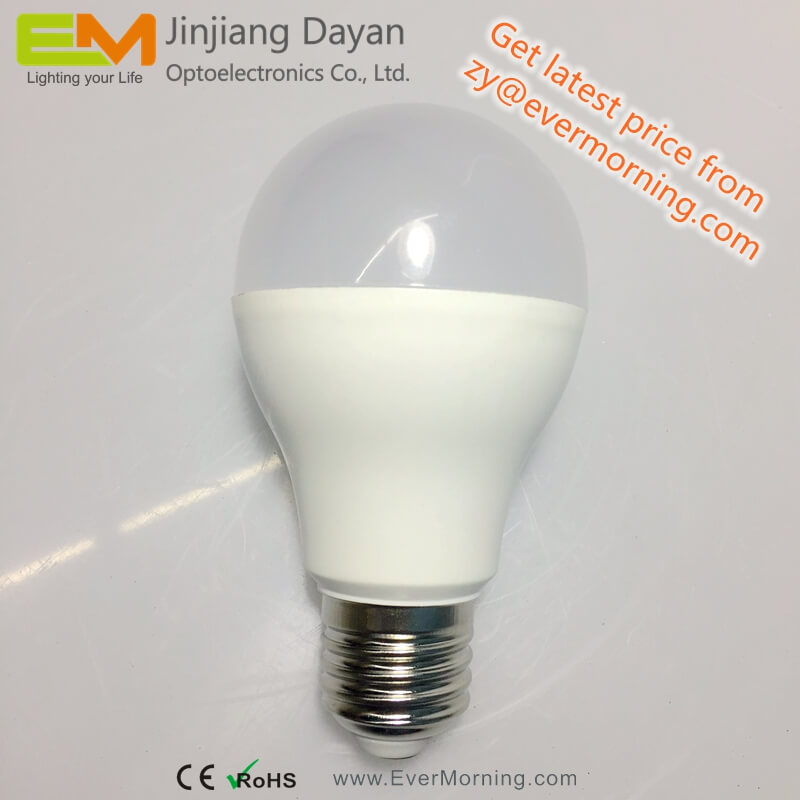 Skd Semifinished Component For Plastic Coated Aluminum Led Bulbs Dayan