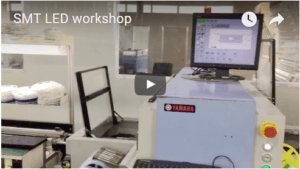 smt workshop video jinjiang dayan led lighting company