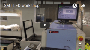 smt workshop video jinjiang dayan led lighting company
