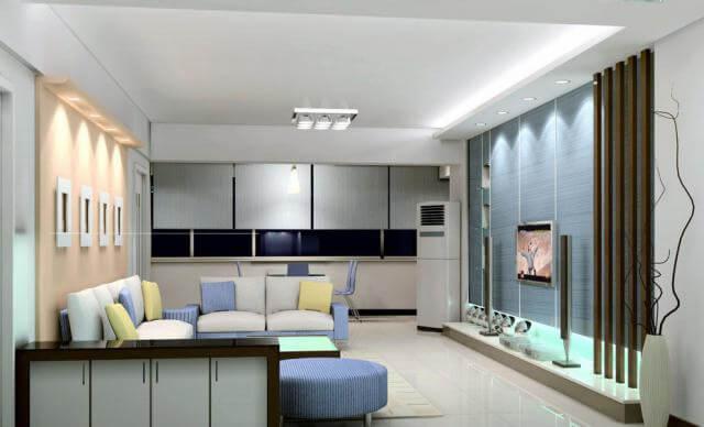 evermorning led apartment decoration