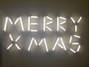 Merry Christmas LED Light