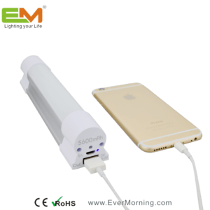 E501 LED Lightstick with mobile charger